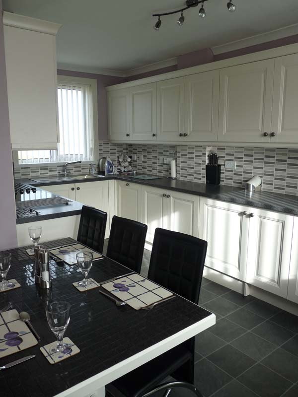 Kitchen at Dollags cottage self catering accommodation